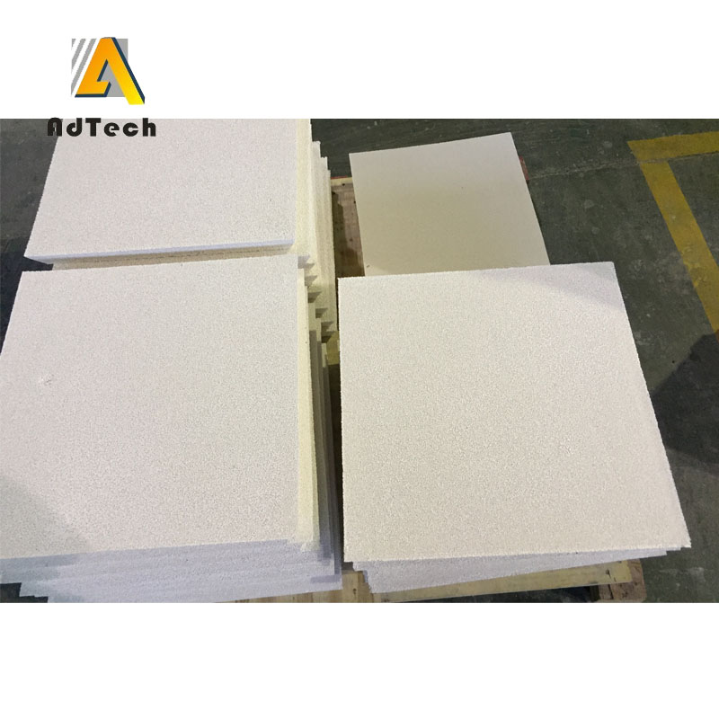 10-60 Ppi Alumina Ceramic Foam Filter