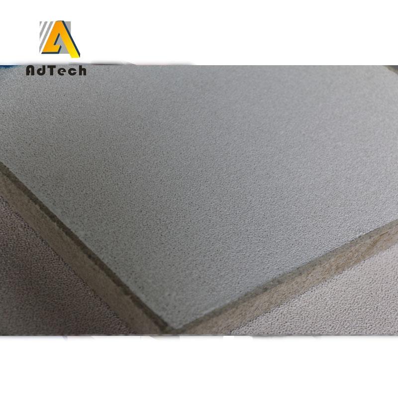 Alumina Foam Ceramic Filter Plate
