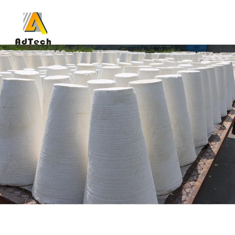 Aluminium Silicate Plug Cone