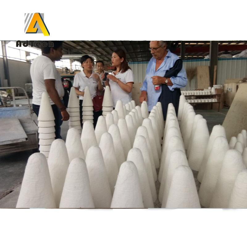 Ceramic Fiber Plug Cone