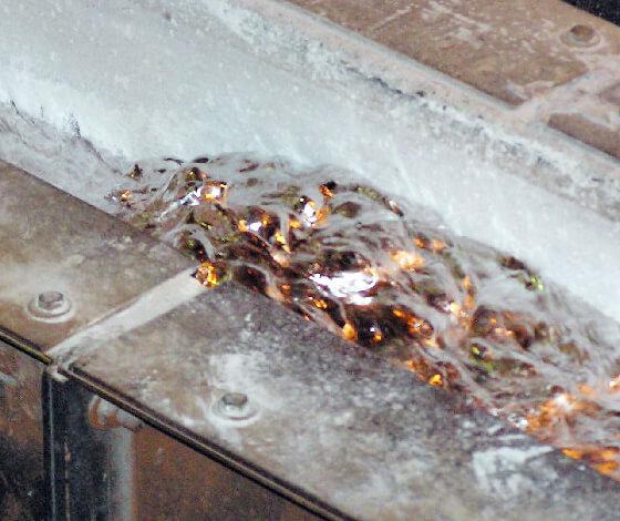 Refining of Molten Aluminium