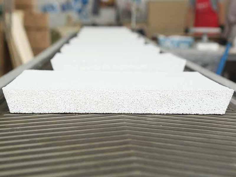 Alumina Reticulated Foam Filter