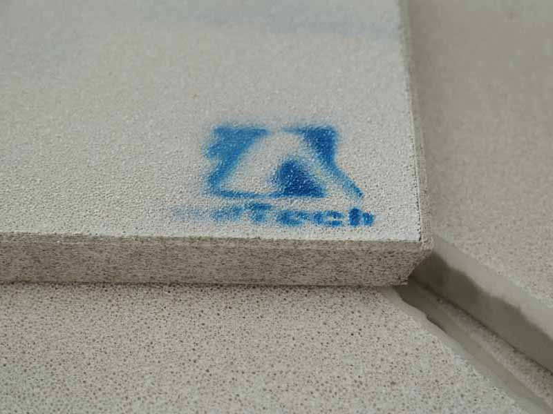 Alumina Ceramic Filter 30Ppi