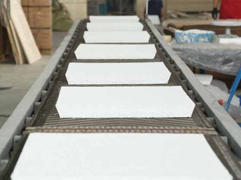 Aluminium Filter Ceramic Foam