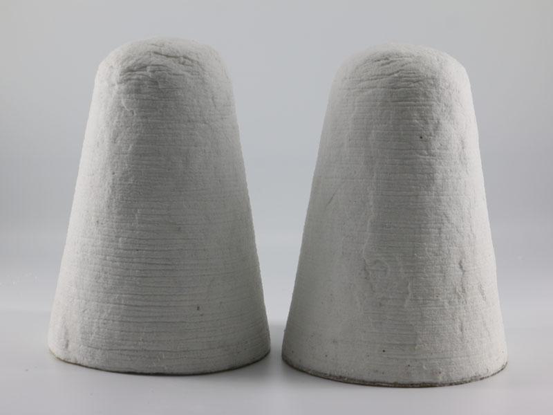 Ceramic Fiber Tap Hole Cone