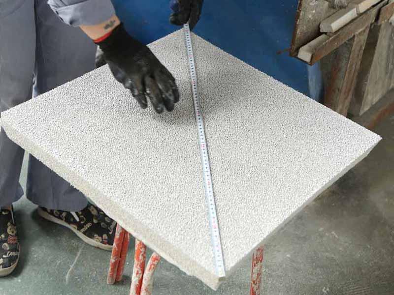 Use Ceramic Foundry Filter