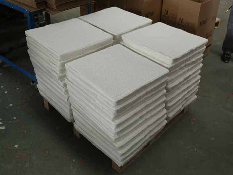 Use Lanik Ceramic Foam Filters