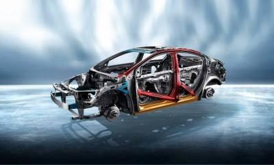 automobile aluminum alloy frame