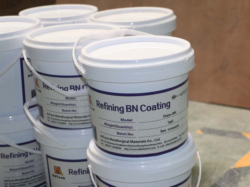 Boron Nitride Coating