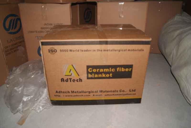 Ceramic Insulation Blanket For Sale