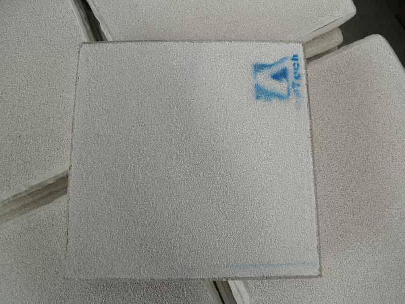 Ceramic Foam Filter Rusal