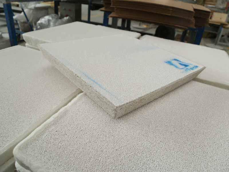 Ceramic foam filter Canada