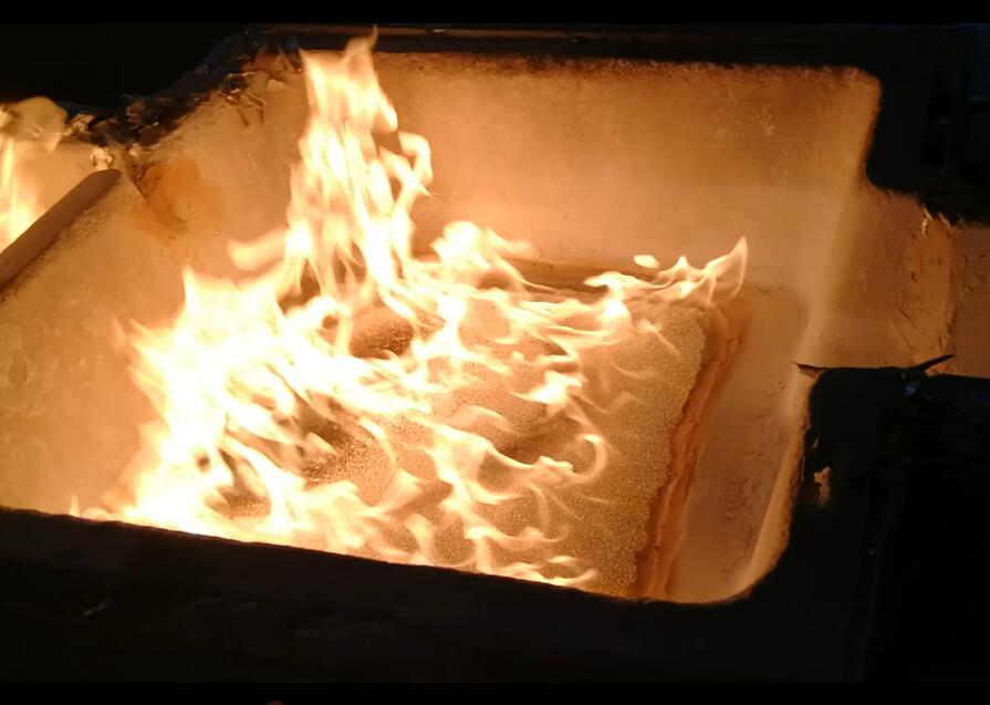 Ceramic foam filter UAE