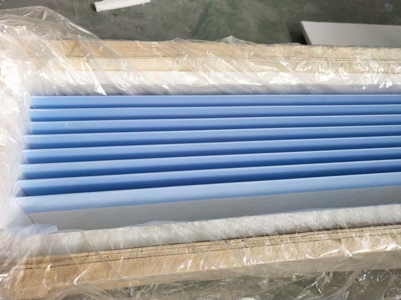 ALuminium Nozzle Cavity