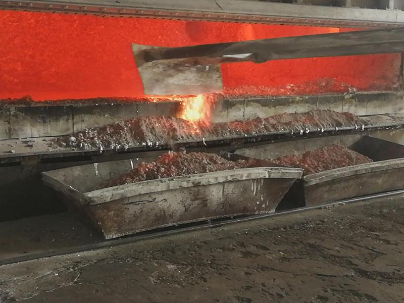 Aluminium Refining Agent