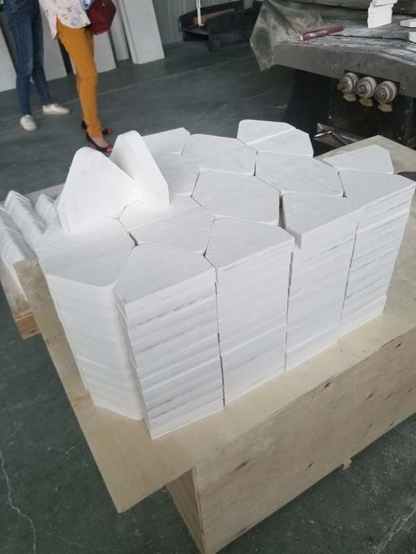 Aluminum Ceramic Fiber Castertip