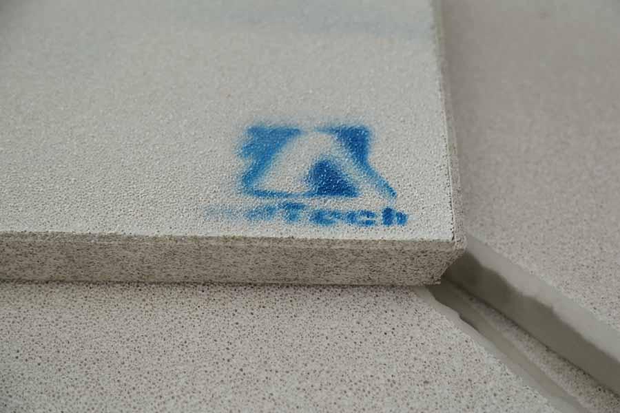 Ceramic Foam Filter Aluminium