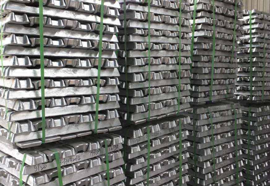 casting aluminum alloy ingots