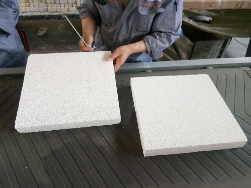 Reticulated Foam Filters