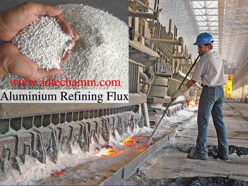 Al Alloy Refining Flux