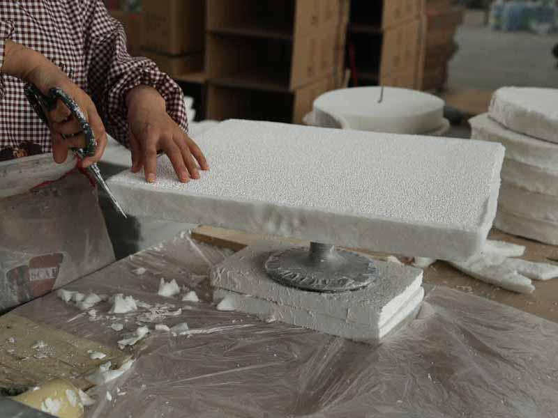 Aluminium Alloy Ceramic Filter For Foundry