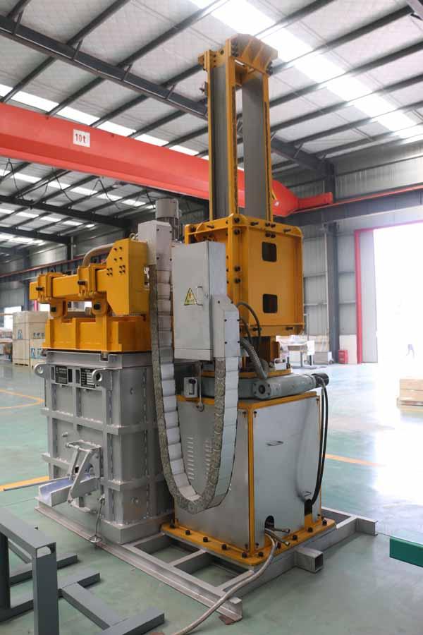 Aluminium DegassingEquipment