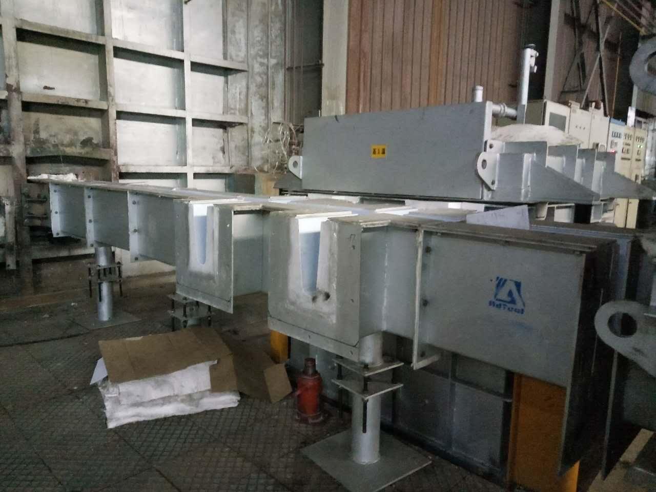 Molten Aluminium Casting Launder