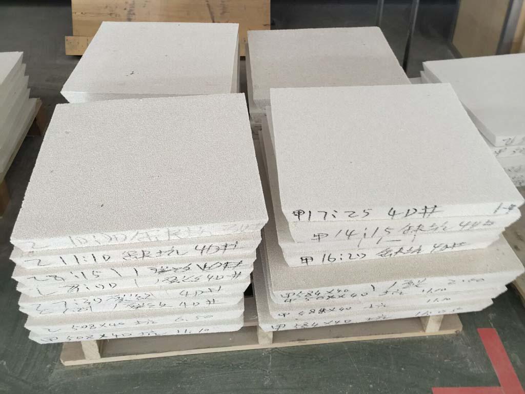 30ppi Ceramic Filter Foundry