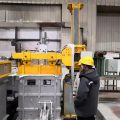 Aluminium Degassing System