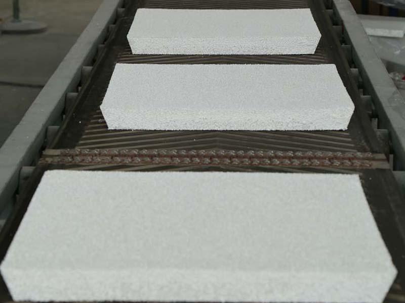 Brazil Aluminum liquid filtration