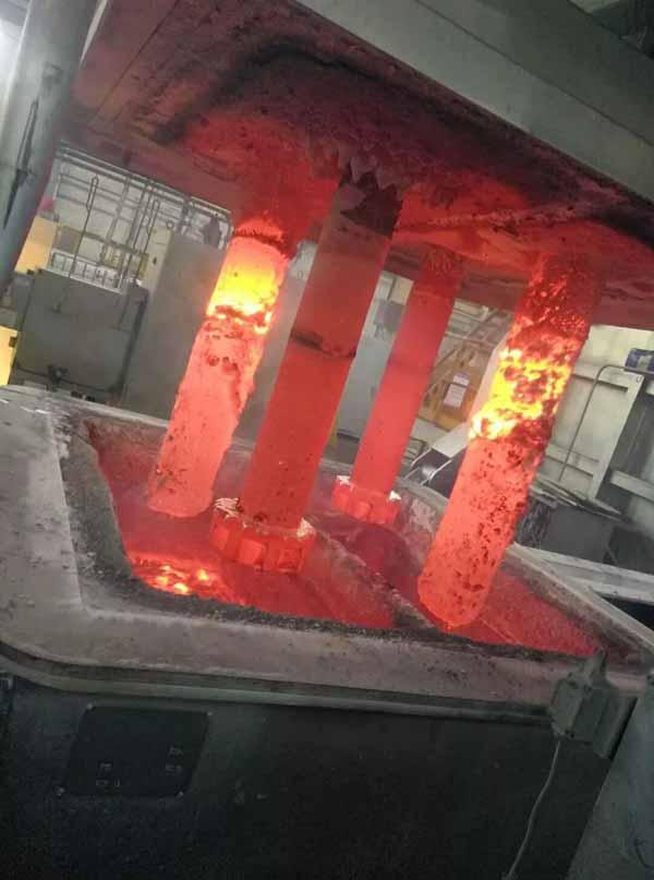 Molten Aluminum Purifier
