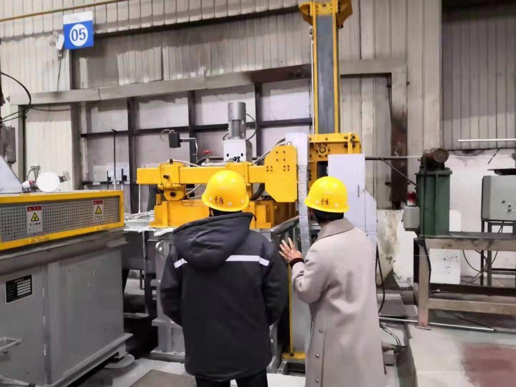 Slagging Equipment