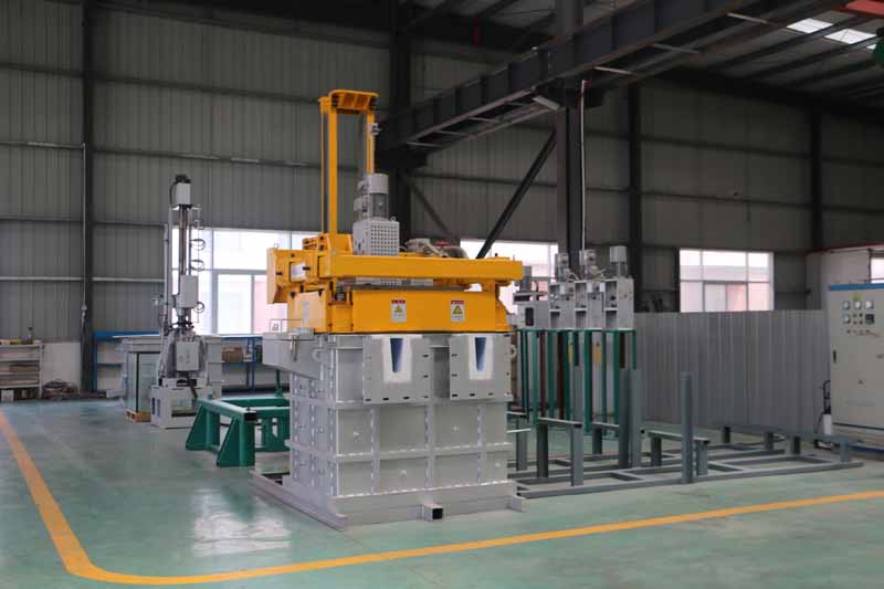 aluminum Refining Machine