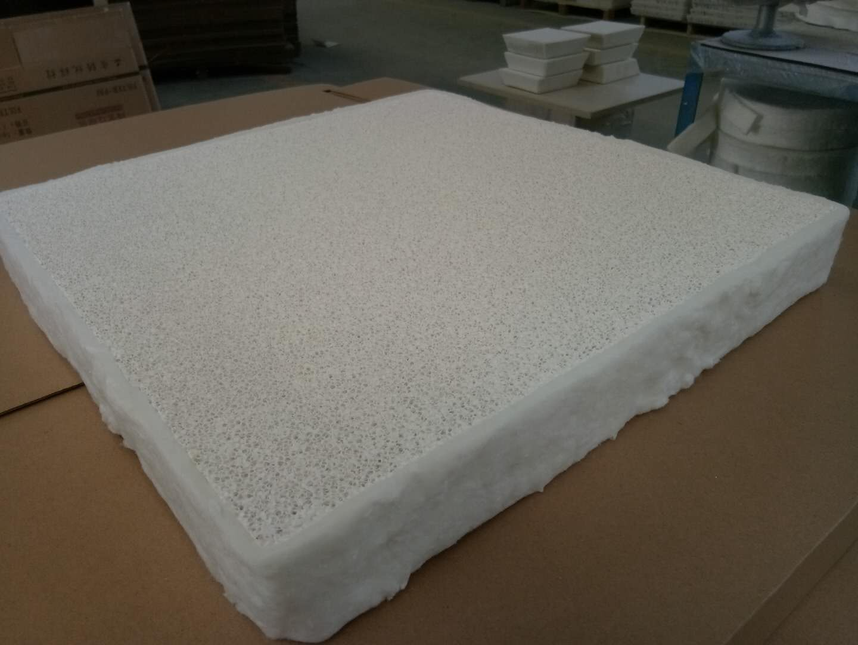 Ceramic Foam Filtering System