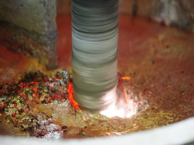 Filtering of Molten Aluminum