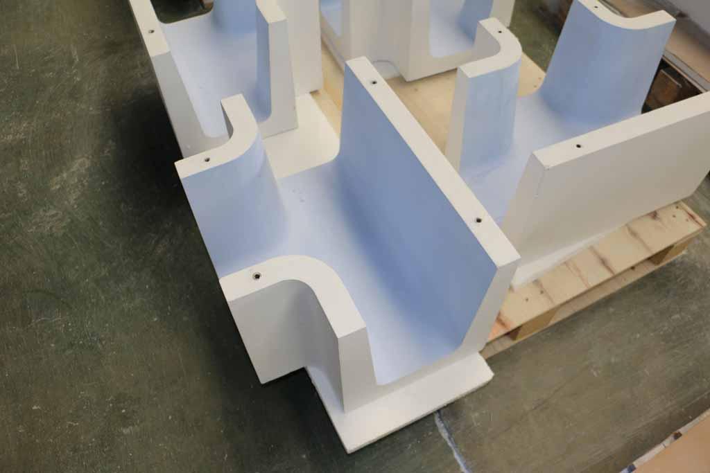 Aluminium Launder System