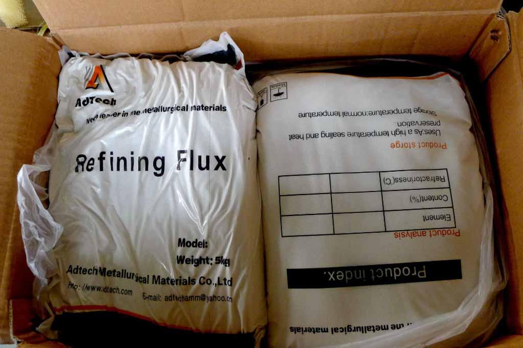 Aluminum Rod Aluminum Flux
