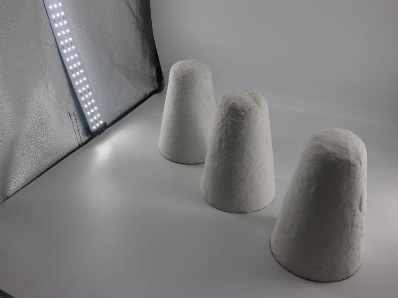 China Ceramic Fiber Tap Out Cone Manufacturer