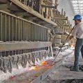 Flux Removes Calcium In Liquid Aluminium