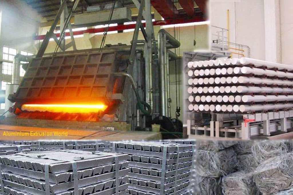 Flux Removes Lithium In Liquid Aluminium