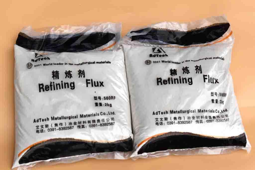 Grain Refining of Aluminium