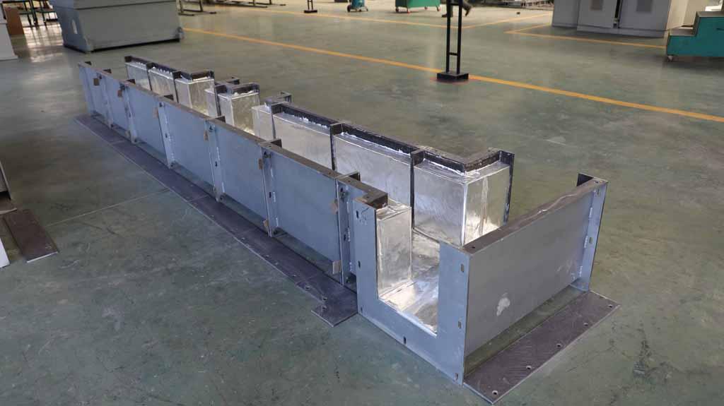 Launder Systems For Aluminium