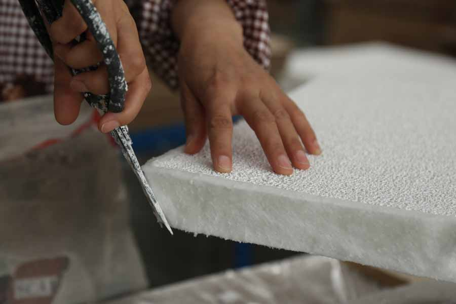 Casthouse Metal Foam Filter
