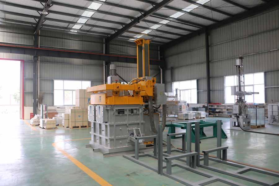 Foundry Degassing Molten Aluminum