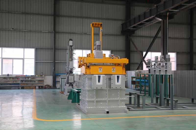 Melt Aluminum Degassing Unit Price