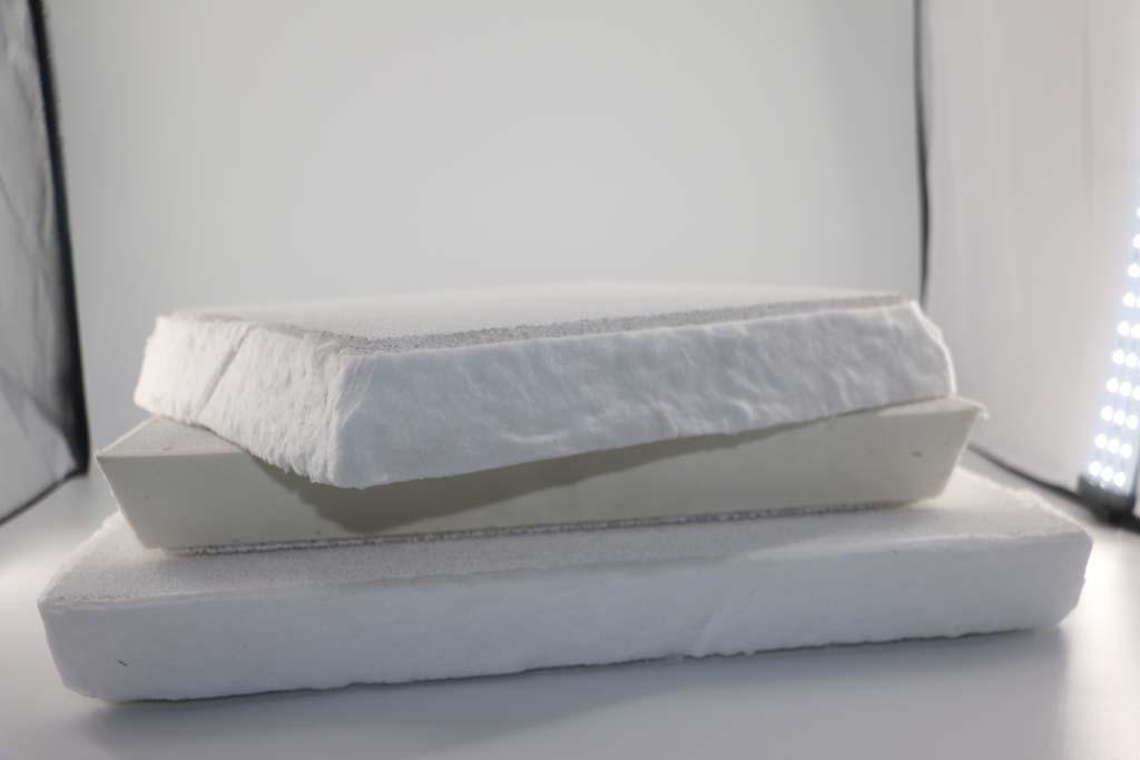 Melting Aluminum Foam Ceramic Filter