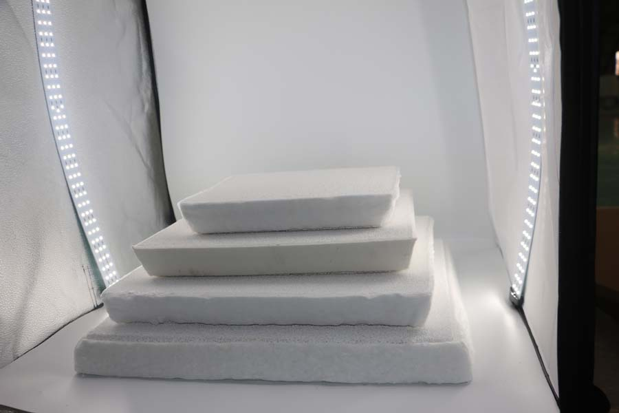 Aluminium 7075 Ceramic Foam Filtering System