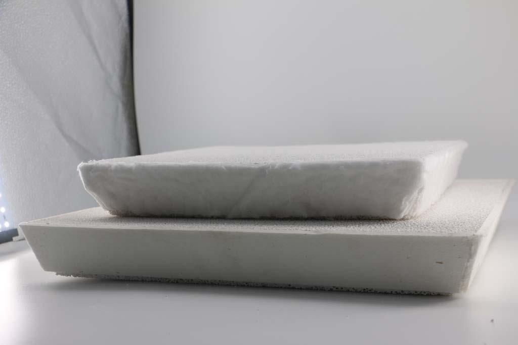 Aluminium 7075 Ceramic Foam Filters For Casting