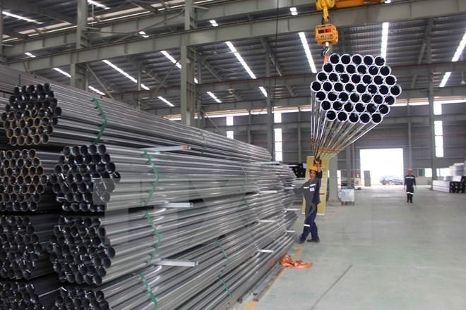 Aluminium Laos