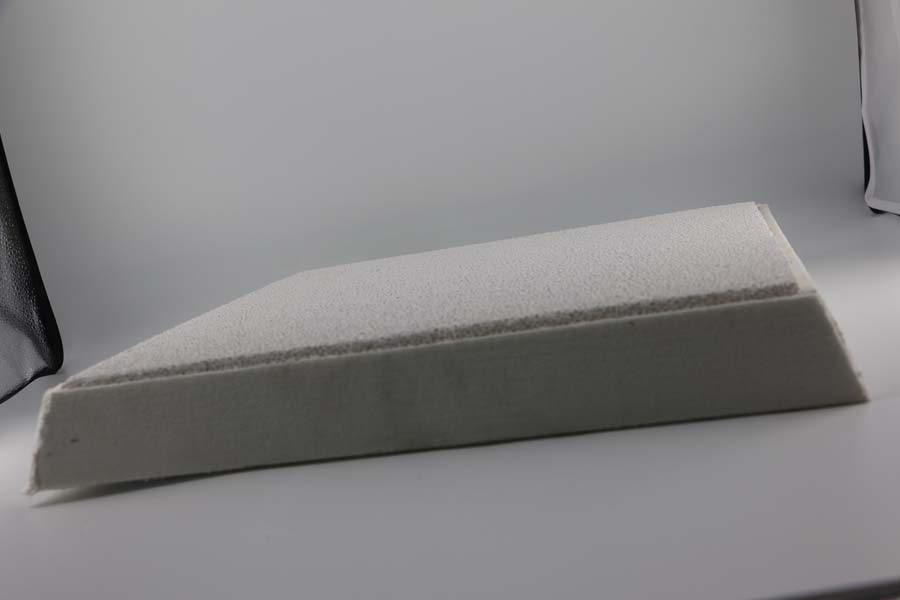 Aluminium Scrap Ceramic Foam Filter For Metal Filtration